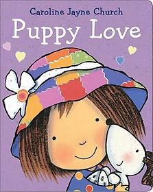 Puppy Love (Board Book)