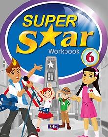 Super Star 6: Workbook (Paperback)
