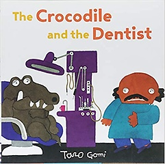 """<font title=""""The Crocodile and the Dentist (School and Library Binding)"""">The Crocodile and the Dentist (School an...</font>"""