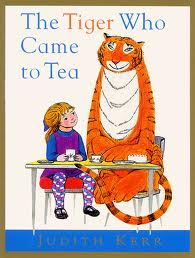 """<font title=""""The Tiger Who Came to Tea : Complete & Unabridged (Paperback)"""">The Tiger Who Came to Tea : Complete & U...</font>"""