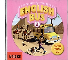 English Bus 3 - Home Audio CD