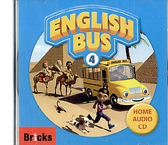 English Bus 4 - Home Audio CD
