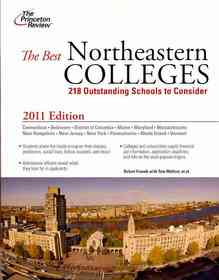 """<font title=""""The Best Northeastern Colleges, 2011 (Paperback)"""">The Best Northeastern Colleges, 2011 (Pa...</font>"""