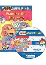 Arthur Chapter Book 22. Francine the Superstar (Paperback + CD)