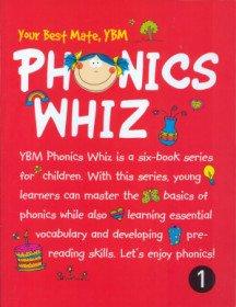 YBM Phonics Whiz 1 (Paperback + CD:2)