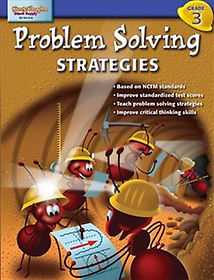 "<font title=""Problem Solving Strategies Grade 3 (Paperback) "">Problem Solving Strategies Grade 3 (Pape...</font>"
