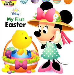 """<font title=""""Disney Baby My First Easter (Hardcover / Board Book)"""">Disney Baby My First Easter (Hardcover /...</font>"""
