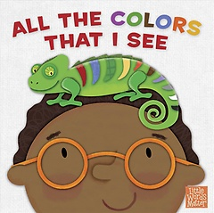 """<font title=""""All the Colors That I See (Hardcover / Board Book)"""">All the Colors That I See (Hardcover / B...</font>"""