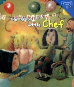 The Happy Little Chef 행복한 꼬마요리사 Level 2-1