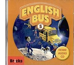English Bus 5 - Home Audio CD