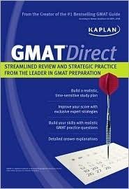 Kaplan GMAT Direct (Paperback)