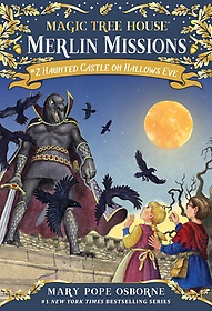 "<font title=""Merlin Mission #2 : Haunted Castle on Hallows Eve (Paperback/ Reprint Edition)"">Merlin Mission #2 : Haunted Castle on Ha...</font>"