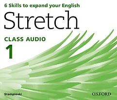 Stretch 1: Class Audio CDs (Audio CD:2)