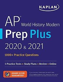 """<font title=""""KAP AP WORLD HISTORY:MODERN PREP PLUS 20 (Paperback)"""">KAP AP WORLD HISTORY:MODERN PREP PLUS 20...</font>"""