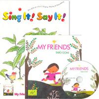 Sing It Say It! 2-2 Set : My Friends