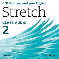 Stretch 2: Class Audio CDs (Audio CD:2)