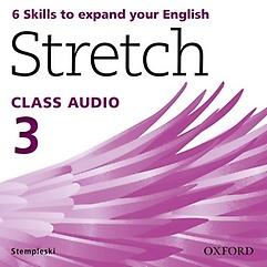 Stretch 3: Class Audio CDs (Audio CD:2)