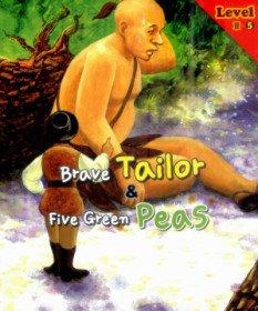 Brave Tailor & Five Green Peas 용감한 재봉사 & 다섯 개의 완두콩 Level 3-5
