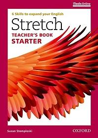 """<font title=""""Stretch Starter: Teacher"""