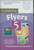 """<font title=""""Cambridge Young Learners English Tests Flyers 5 Audio Cassette: Examination Papers from the University of Cambridge ESOL Examinations (Mass Market Paperback) """">Cambridge Young Learners English Tests F...</font>"""
