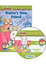 Arthur Chapter Book 23. Buster's New Friend (Paperback + CD)
