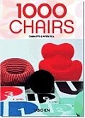 1000 Chairs (Paperback)