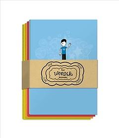 Four Wonder Notebooks (Paperback)