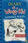 Diary of a Wimpy Kid #2 : Rodrick Rules (Paperback/ 영국판)