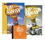 "<font title=""Up and Away in English 4: Student Book with CD-Rom + Workbook + Audio CD"">Up and Away in English 4: Student Book w...</font>"