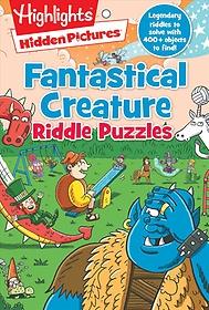 """<font title=""""Fantastical Creature Riddle Puzzles (Paperback)"""">Fantastical Creature Riddle Puzzles (Pap...</font>"""