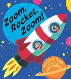 Zoom, Rocket, Zoom! (Hardcover)
