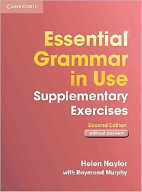 """<font title=""""Essential Grammar in Use Supplementary Exercises Without Answers (Paperback/ 2nd Ed./ Revised) """">Essential Grammar in Use Supplementary E...</font>"""