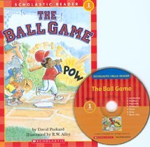 The Ball Game -  Scholastic Hello Reader CD Set 1-7 (Paperback+Audio CD)