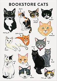 "<font title=""Bibliophile Flexi Journal: Bookstore Cats (Diary)"">Bibliophile Flexi Journal: Bookstore Cat...</font>"