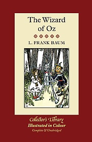 "<font title=""The Wizard of Oz (Hardcover / Reprint Edition)"">The Wizard of Oz (Hardcover / Reprint Ed...</font>"