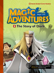"<font title=""Magic Adventures 2-5 The Story of Dark : Story Book 분권 + Audio CD:1 (Paperback)"">Magic Adventures 2-5 The Story of Dark :...</font>"