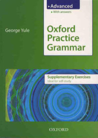 "<font title=""Oxford Practice Grammar with Answers Supplementary Exercises : Advanced (Paperback) "">Oxford Practice Grammar with Answers Sup...</font>"