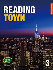 Reading Town 3 (Paperback /2nd Edition)