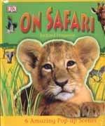On Safari - DK Pop-up (Hardcover)