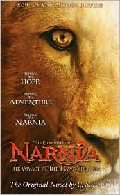 The Voyage of the Dawn Treader : The Chronicles of Narnia 5 (Paperback/Movie Tie-in Edition)