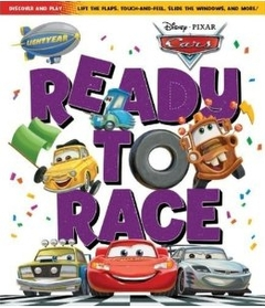 Ready to Race (Board Book)