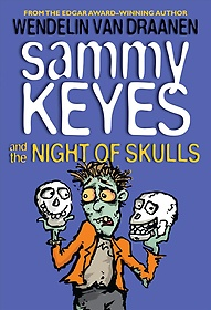"""<font title=""""Sammy Keyes and the Night of Skulls (Paperback)"""">Sammy Keyes and the Night of Skulls (Pap...</font>"""