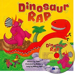 [노부영] Dinosaur Rap (Paperback+CD)