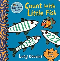Count with Little Fish (Board Book)