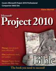 Project 2010 Bible (Paperback)
