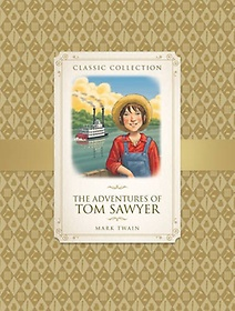 "<font title=""The Adventures of Tom Sawyer (Paperback/ Abridged Illustrated Edition)"">The Adventures of Tom Sawyer (Paperback/...</font>"
