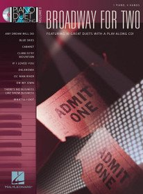 Broadway for Two (Paperback+CD)