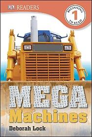Mega Machines (Hardcover)
