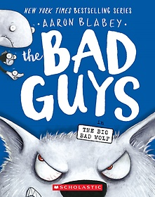 """<font title=""""The Bad Guys #9: in the Big Bad Wolf (Paperback)"""">The Bad Guys #9: in the Big Bad Wolf (Pa...</font>"""