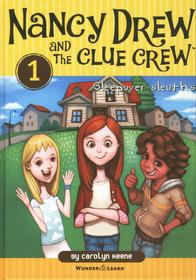 "<font title=""Nancy Drew and the Clue Crew 낸시드류와 클루크루 탐정단 1 "">Nancy Drew and the Clue Crew 낸시드류와 ...</font>"